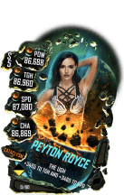 SuperCard PeytonRoyce S5 26 Cataclysm