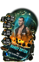 SuperCard RandyOrton S5 26 Cataclysm