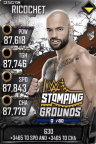 SuperCard Ricochet S5 26 Cataclysm MITB