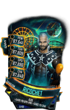 SuperCard Ricochet S5 26 Cataclysm Summer