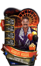 SuperCard RobertRoode S5 25 WrestleMania35 Summer