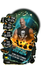 SuperCard SteveAustin S5 26 Cataclysm