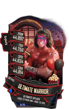 SuperCard UltimateWarrior S5 22 Gothic Summer