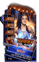SuperCard Bayley S5 27 SummerSlam19