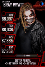 SuperCard BrayWyatt S5 26 Cataclysm Event