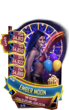 SuperCard EmberMoon S5 23 Neon Summer