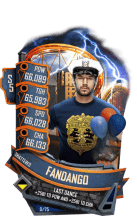 SuperCard Fandango S5 24 Shattered Summer
