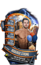 SuperCard RoderickStrong S5 24 Shattered Summer