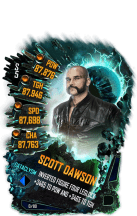 SuperCard ScottDawson S5 26 Cataclysm Fusion
