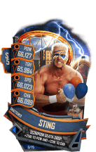 SuperCard Sting S5 24 Shattered Summer