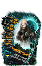 SuperCard TommasoCiampa S5 26 Cataclysm Fusion9