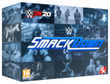 WWE 2K20 Collector Edition SmackDown Cover Packshot
