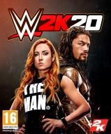 WWE 2K20 Standard Edition Cover
