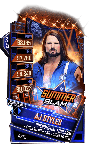 SuperCard AJStyles S5 27 SummerSlam19