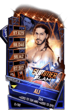 SuperCard Ali S5 27 SummerSlam19