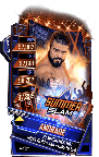 SuperCard Andrade S5 27 SummerSlam19