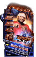 SuperCard AngeloDawkins S5 27 SummerSlam19