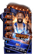 SuperCard BigE S5 27 SummerSlam19