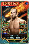 SuperCard DanielBryan S5 26 Cataclysm Throwback