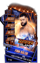 SuperCard FinnBalor S5 27 SummerSlam19