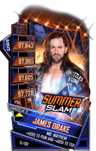 SuperCard JamesDrake S5 27 SummerSlam19