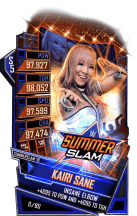 SuperCard KairiSane S5 27 SummerSlam19