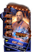 SuperCard KurtAngle S5 27 SummerSlam19