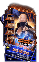 SuperCard LukeGallows S5 27 SummerSlam19