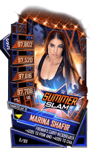 SuperCard MarinaShafir S5 27 SummerSlam19
