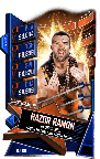 SuperCard RazorRamon S5 27 SummerSlam19 Event