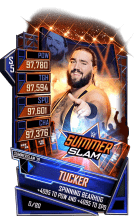 SuperCard Tucker S5 27 SummerSlam19