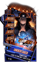 SuperCard Undertaker S5 27 SummerSlam19