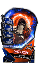 SuperCard EmberMoon S5 27 SummerSlam19 Fusion