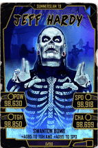 SuperCard JeffHardy S5 27 SummerSlam19 Halloween