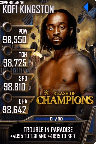 SuperCard KofiKingston S5 27 SummerSlam19 MITB
