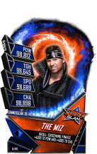SuperCard TheMiz S5 27 SummerSlam19 Fusion