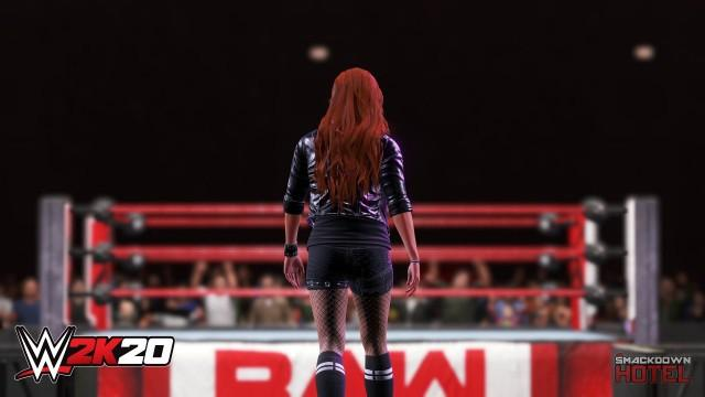 "WWE 2K20 Official Gameplay Trailer Released - ""Step Inside"""