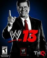 WWE13 Cover Laurinaitis