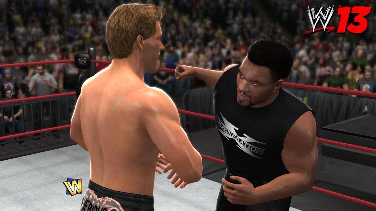 WWE '13: 8 Mike Tyson in-game Screenshots