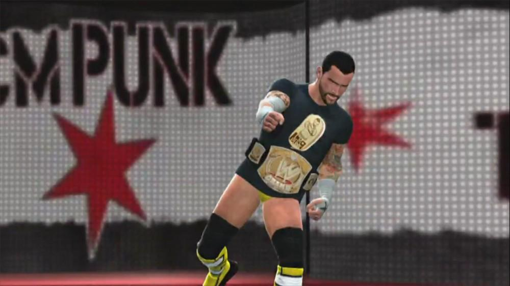 WWE '13 New Screenshots: Steve Austin + CM Punk Alt. Attire