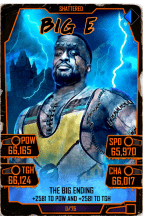 SuperCard BigE S5 24 Shattered Halloween