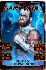 SuperCard SamiZayn 24 Shattered Halloween