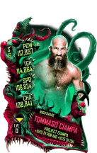 SuperCard TommasoCiampa S6 28 Nightmare