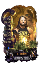 SuperCard AJStyles S6 29 Primal
