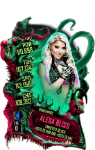 SuperCard AlexaBliss S6 28 Nightmare