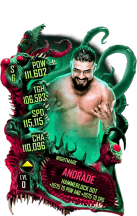 SuperCard Andrade S6 28 Nightmare