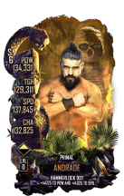 SuperCard Andrade S6 29 Primal