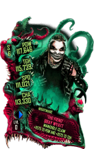 SuperCard BrayWyatt S6 28 Nightmare