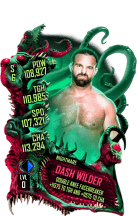 SuperCard DashWilder S6 28 Nightmare
