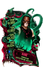 SuperCard Kane S6 28 Nightmare